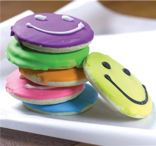 Smiley Cookies!