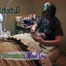 facials at Millenium Medi Spa